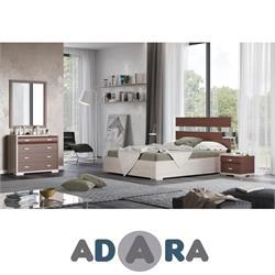 חדר שינה קומפלט זוגי בעיצוב מרשים