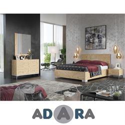 חדר שינה זוגי קומפלט בעיצוב חדשני