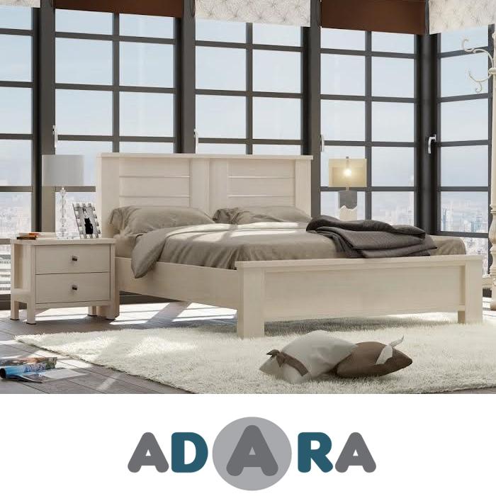 מיטה זוגית בעיצוב מיוחד